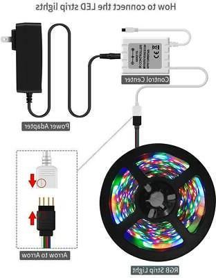 Tira 300 LED FT Decoracion