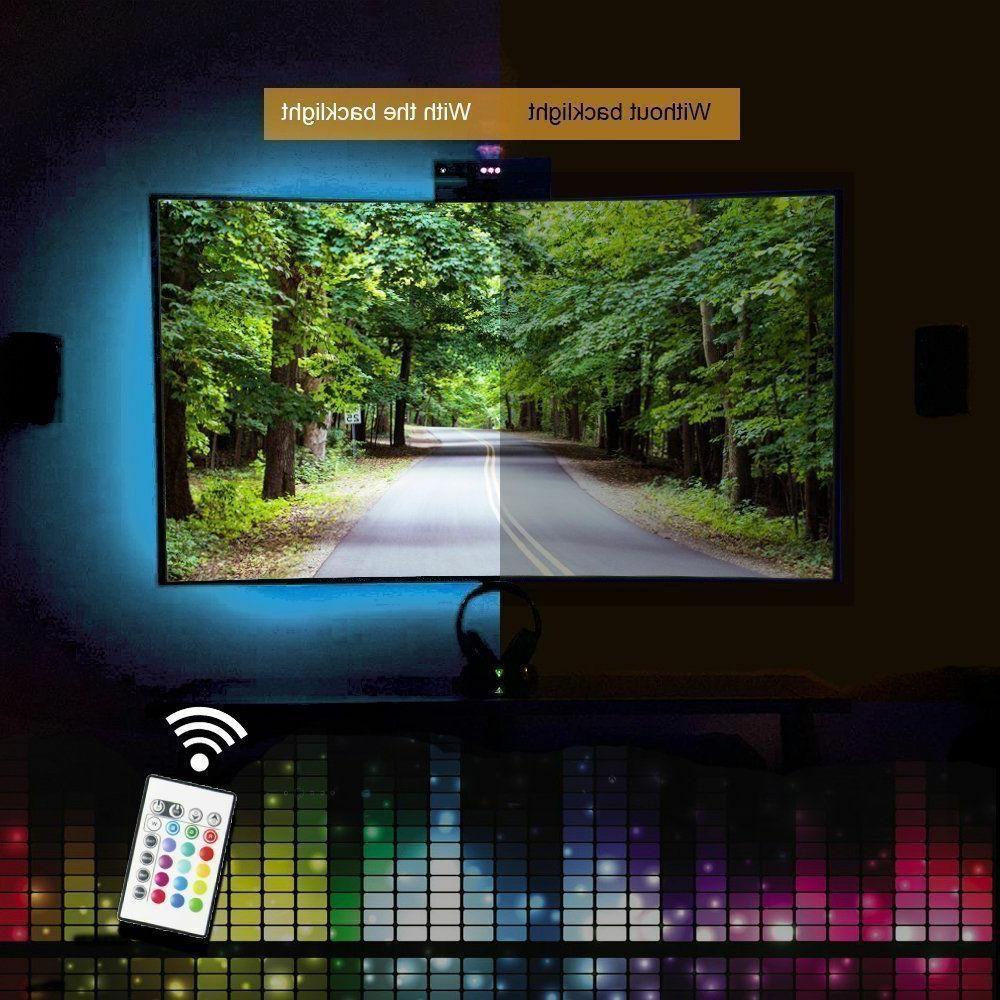 LED Powered Lights for 32 60 HDTV Bias