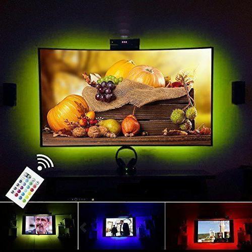 LED TV Powered LED Lights 60 Inch HDTV - Bias
