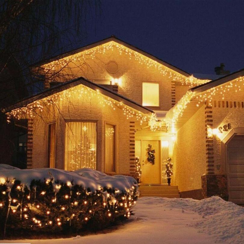100 LEDS Christmas Copper Light Home Xmas