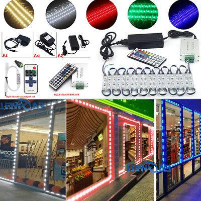 us brightest store front led window light