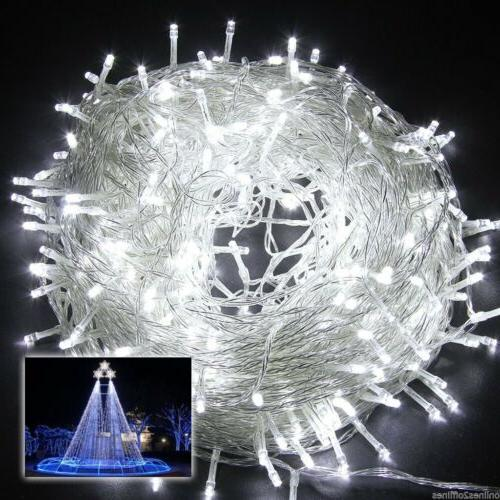 Waterproof String 100-500 LED in Christmas Wedding Decor