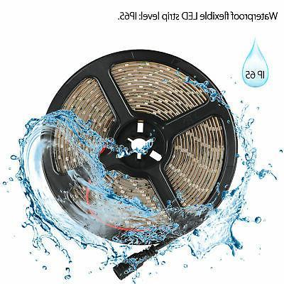 Waterproof Ultraviolet Black Light 60LEDs/M Flexible