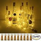Wine Bottle Lights with Cork, LoveNite 10 Pack Battery Opera