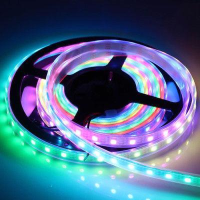 WS2812B 5050 RGB LED Strip 30/60/144 LEDs/M ws2812