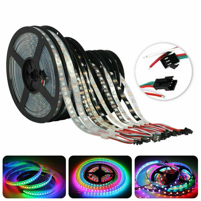 ws2812b strip led lights 5050 rgb 30