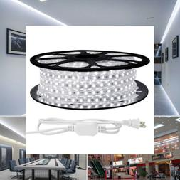 LE 82ft 5050 SMD LED Rope String Lights for Garden Patio Wed
