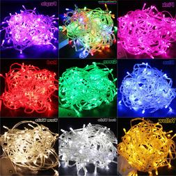 LED Christmas Light Wedding Party Holiday Xmas Decor Fairy S