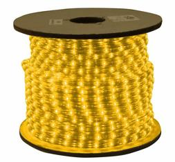 American Lighting LED Flexbrite 1/2-Inch Rope Light Reel, 15