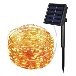 Led Solar <font><b>String</b></font> <font><b>Light</b></fon