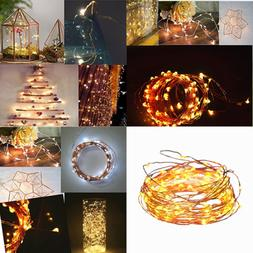 LED String Lights Waterproof Led 33Ft 100 Leds For Bedroom P