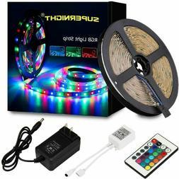 Led String Strip Lights Color Changing Lamps Indoor Room Hom