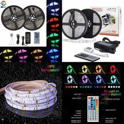 LED Strip Light Waterproof 32.8Ft 10M Flexible Color Changin