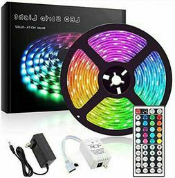 Led Strip Lights 16.4ft RGB Led Room Lights 5050 Led Tape Li