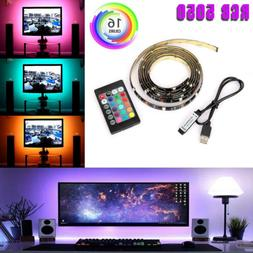 LED Light Strip Kit RGB LED Strip Waterproof SMD 5050 RGB 16.4Ft//5M 300 LEDs with 44Key Remote Controller and Power Supply for Holiday Party Home Garden Decoration Kicthen Bedroom Sitting Room DAYBETTER DB5050DTRGBEW44K08