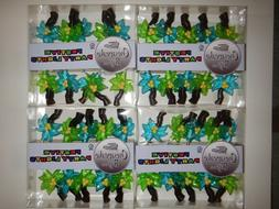 Lot of 4 sets of 10 Palm Tree Party Lights String Patio Deck