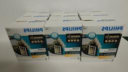 Lot of 9 Philips 150 Bulbs Icicle String Lights