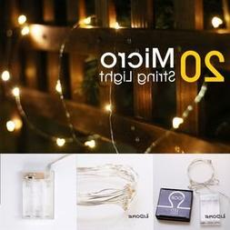 Lidore? Micro LED 20 String Light Best Ambiance Lighting for