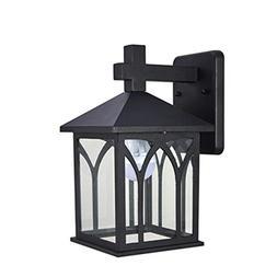 SSLW Outdoor Modern Villa Corridor Balcony Garden Lamp Water