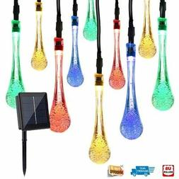Multi Color Outdoor Waterproof Fairy Light for Christmas Pat