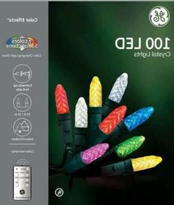 NEW- GE Color Effects 100 LED Count 33-ft Multi-Function Hol