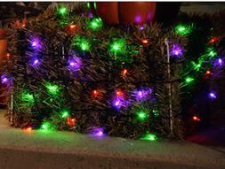 NEW Bethlehem Lights Indoor/Outdoor 8' Fairy Lights -CHOOSE