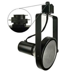 Nora NTH-108B Gimbal Ring Track Fixture - Black