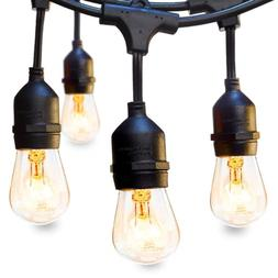Outdoor String Lights Commercial Great Weatherproof Strand D