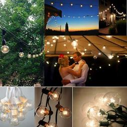 Outdoor String Lights for Patio Globe Party Weddings Light B