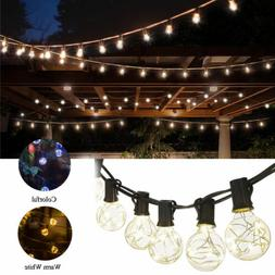 Outdoor Waterproof Commercial Grade Patio Globe String Light