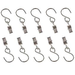 XK-Life Party Light Hangers, 30 Pack Multifunctional Outdoor
