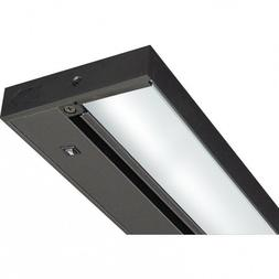 Juno Pro-Series 30 in. Black Halogen Under Cabinet Light ULH