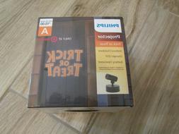 """Philips Projector Indoor/Outdoor Orange LED """"Trick or Treat"""""""