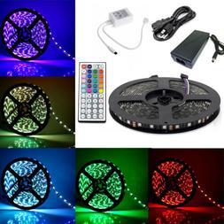 Easybuy Red/Blue/Green/RGB 5m 16.4Ft 5050 SMD 300 LED Strip