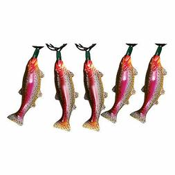 Rep Light Set 10Ft - Deluxe Rainbow Trout Style