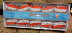 Retro Camper -Clear- Novelty Party Lights- String Lights-Cam