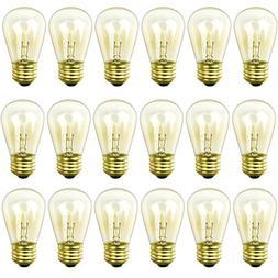 Newhouse Lighting S14INC18 S14INC6-3 Outdoor Weatherproof S1