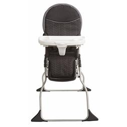 Cosco Simple Fold Deluxe High Chair, Black Arrows