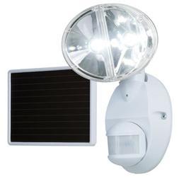 Cooper Lighting 180-Degree Solar-Powered Motion Sensor Light