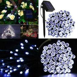 Solar String Lights 171Ft Christmas Light 500 Units LED 2 Mo