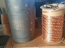 Restoration Hardware Starry String Lights Slow Fade & Steady