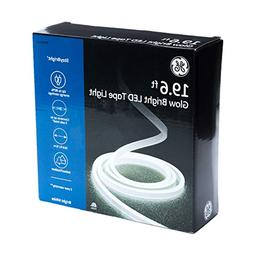 GE StayBright 552-Count 19.6-ft Constant Neon White Integrat