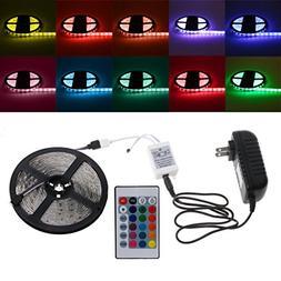 CUTEQ String Lights 5m 300 LED Strip Light Kit Waterproof 50