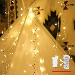 LED String Lights, by myCozyLite, Plug in String Lights, 49F