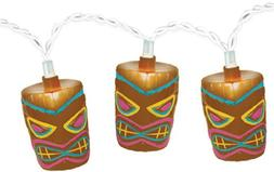 Amscan Tiki Patio String Lights, 9-Feet