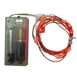 Product Works Tiny Lites Battery Operated Copper Wire LED Li