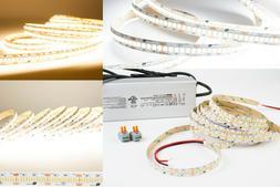 UL Listed Ultra Bright LED LIGHT Strip 24V 1200 chip for Sho