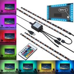 USB LED Strip Light 5050 RGB Mood Light TV Backlight Remote
