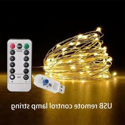 USB remote control 8 function <font><b>copper</b></font> wir
