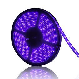 UV Led Strip Lights - 2018 New Design Ultraviolet Light Tape